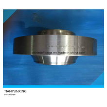 600 # A694 F60 API Línea de tubería Bridas de anclaje de acero