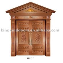 Медные двери (KK-717)