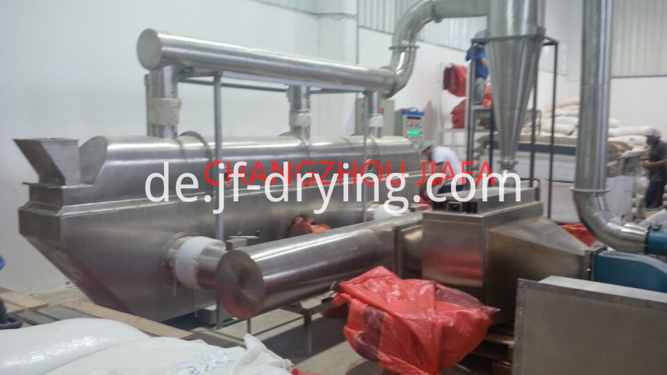 VIBRORATION FLUID BED DRYER (5)