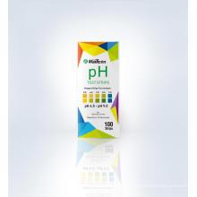 PH 4.5-9.0 Papel de prueba especial