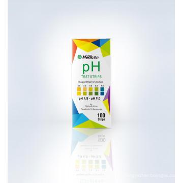 PH 4.5-9.0 Spezielles Testpapier