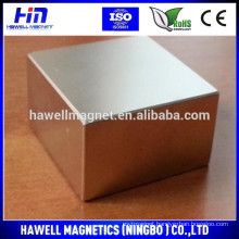 large permanent square neodymium magnets