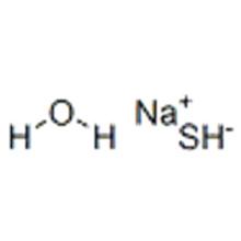 Sodium sulfide(Na(SH)), hydrate (9CI) CAS 207683-19-0