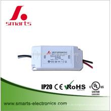 Mini 600ma führte Stromversorgung Lampe Treiber für Spotlight gute Qualität 15W