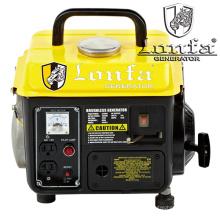 950 gerador da gasolina do gerador 400W 500W para o uso home