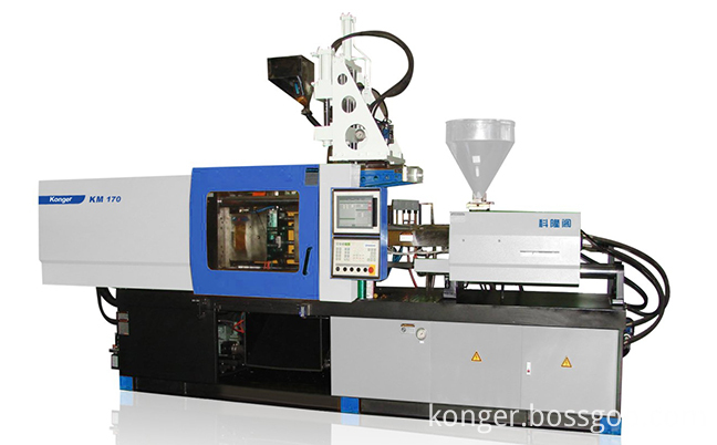 V Type Double color Injection Molding Machine