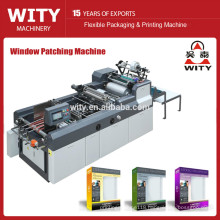 Carton Box Window Pasting Machine
