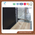 Removable Wooden and Steel Display Shelf with