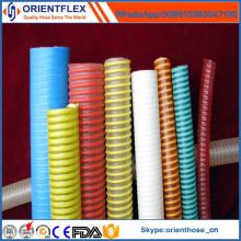 Manufatura do fabricante de China Mangueira de sucção do PVC