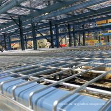 Китай Производитель Проволочная сетка для стеллажей для поддонов