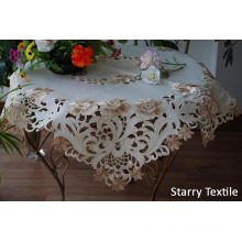 Embroidery Table cloth 3580d