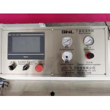 Máquina de selagem de selante de barra de espaçador de alumínio