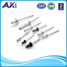 DIN7337 Aluminium, Edelstahl, Stahl Blindniete
