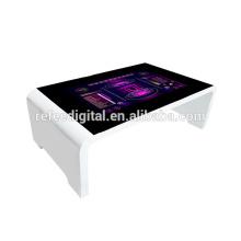 43 inch touch screen computer advertisement kiosk , digital signage kiosk