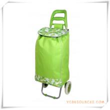 Bolso de la carretilla de las compras de dos ruedas para los regalos promocionales (HA82007)