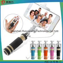2016 Factory Price Wired Selfie Stick Selfie Monopod (st-01)