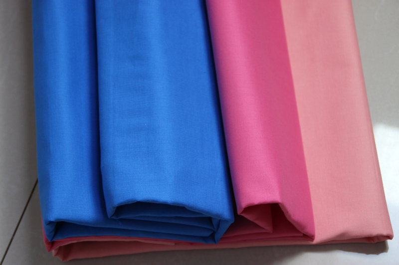 combed cotton poplin fabric