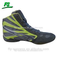 Sportschuhe aus echtem Leder Wrestling Schuhe zum Verkauf