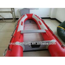 (EC) Fabriqué à la main matière PVC bateaux gonflables en caoutchouc