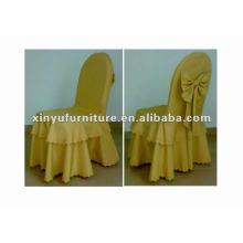 Cobertura de cadeira de casamento por atacado XC978