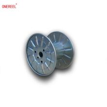 carrete de cable de neumático de acero