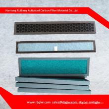 поставка воздушного фильтра для удаления запаха фильтры с активированным углем