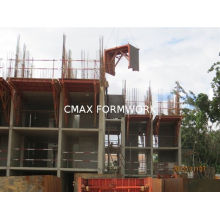 Tunnel Formwork / Aluminium Formwork System For Housing Building