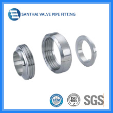 Stainless Steel Fitting 304/316L Sanitary 3A/SMS/DIN Union