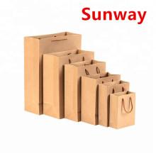 Custom Brown Paper Bag