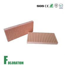 Panel de plástico WPC de madera de alta calidad con el mejor precio de China