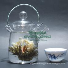 100% Handmade Flower Artistic Blooming Tea (BT008)