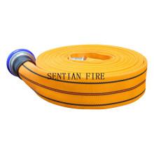 Tpu Lining Fire Flat Hose
