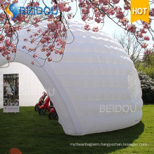 Popular Dome House White Air Inflatable Dome Tent for Sale