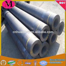 Fornecimento direto da fábrica UHP RP eletrodo de grafite para EAF na China