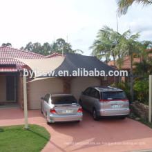HDPE Car Parking Sun Shade Net para la venta