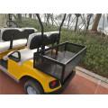 Veículo utilitário elétrico pequeno com tração traseira