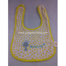 Reusable Baby Bib W/ Logo Printed