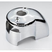 Подгонянные алюминиевые части заливки формы с покрытием порошка мотоцикл алюминиевый части