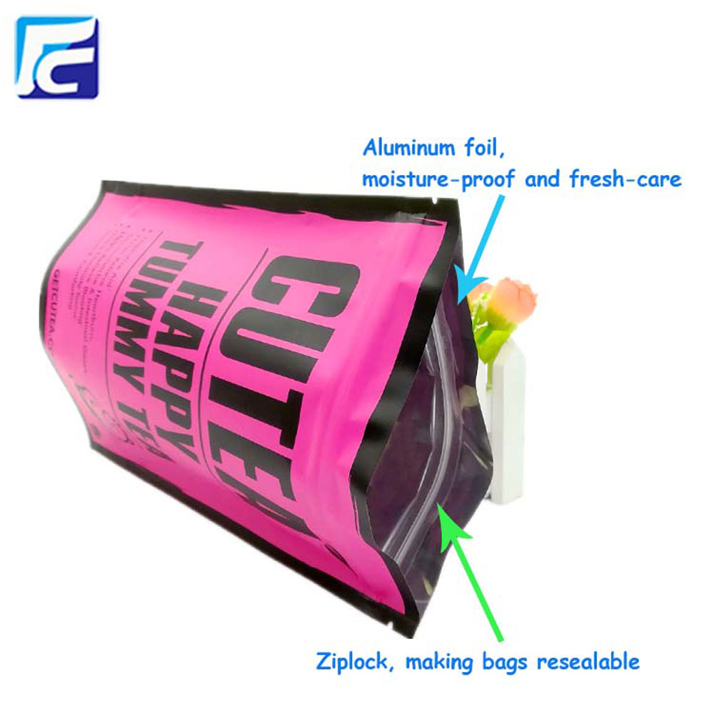 Aluminum Foil Coffee Packaging Bags