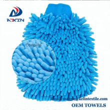 Super Absorbent Microfiber Mitt Car Washing and Dusting Cleaning Glove