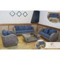 2017 Antike Wohnzimmer Sofa-Set Wohnmöbel