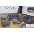 2017 Antique living room sofa set home furniture