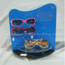 Acrylic Display for Glasses/Exhibition for Glasses/Banner
