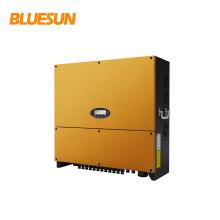 Onduleur à onde sinusoïdale pure de la batterie 20kw d'énergie solaire à 3 phases pour le marché de l'UE
