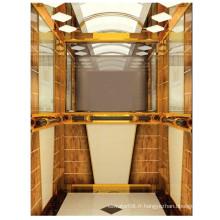 Ascenseur résidentiel avec grande capacité et charge