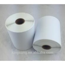 4 * 6 polegadas papel térmico 1744907 dymo fabricante de etiquetas compatíveis