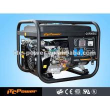 ITC-POWER gerador portátil Gerador de gasolina (6kVA) uso doméstico
