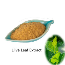 Pharmaceutical Active Ingredient Llive Leaf Extract powder