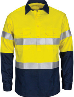 FR shirt yellow