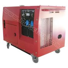 4kVA ~ 7kVA Бесшумная портативная дизель-генераторная установка с сертификацией CE / Soncap / Ciq